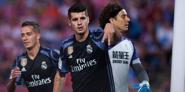 Alvaro Morata pour 5 ans à Chelsea (OFFICIEL) - La DH