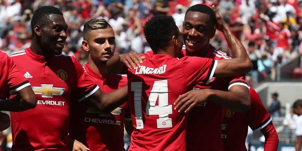 Manchester United maîtrise le Real et poursuit son sans-faute - La DH