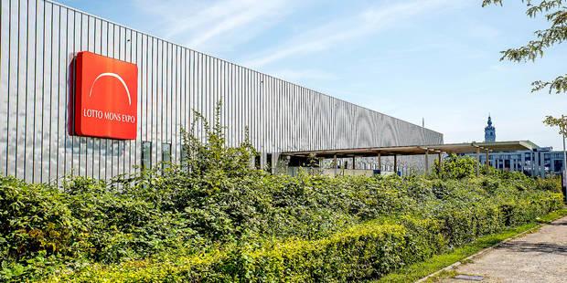 Mons Expo inquiet du projet de 400 logements - La DH