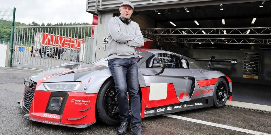 """Vincent Vosse, patron du team Audi WRT: """"Je préfère gagner Spa en GT3 que les 24H du Mans en GTE"""" - La DH"""