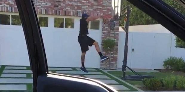 Insolite: Quand des joueurs NBA viennent dunker... chez vous! (VIDEOS) - La DH