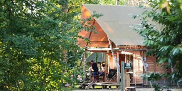 25 % des Belges choisissent le camping ! - La DH