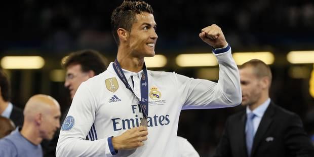 Cristiano Ronaldo reste au Real Madrid, selon Marca - La DH