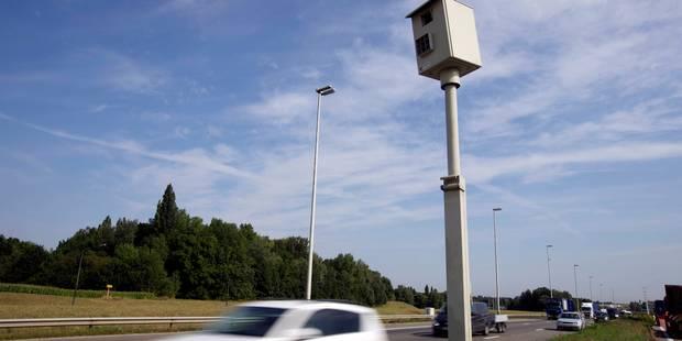 Un automobiliste flashé à 120 km/h dans une zone 50 à Celles-en-Hainaut - La DH