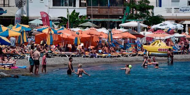 Rapatriement mouvementé de Kos: certains vacanciers sont furieux - La DH