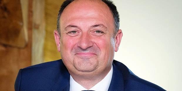 Marche : le ministre-Président Borsus reste candidat aux communales - La DH