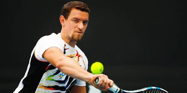 Tennis: Enfin la bonne pour Joachim Gérard à Géronsart ? - La DH
