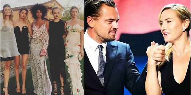 Leonardo DiCaprio sait comment attirer du beau monde pour soutenir sa fondation - La DH