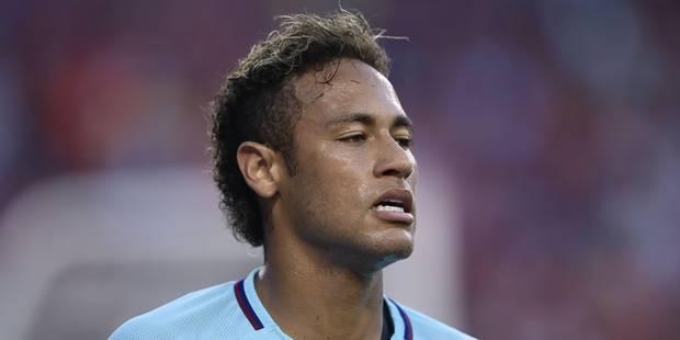 En pleine saga concernant un transfert, Neymar se fritte avec un équipier à l'entraînement (VIDEO) - La DH