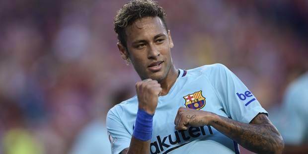 """Attendu à Shanghai, Neymar annule pour cause de """"transfert"""" - La DH"""