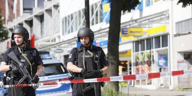 """Hambourg: un """"attentat"""" au couteau fait un mort et six blessés - La DH"""