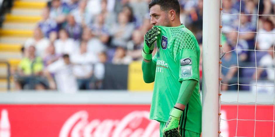 """Anderlecht: Frank Boeckx va reprendre l'entraînement la """"semaine prochaine"""""""