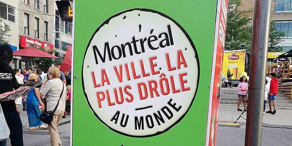 """Dans les coulisses du plus grand festival d'humour au monde: """"Montréal, ville la plus drôle"""" - La DH"""