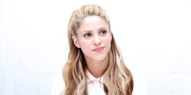 Shakira change de tête - La DH