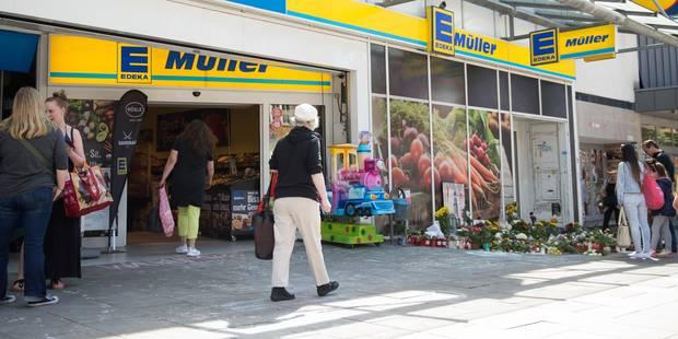 """L'auteur de l'attaque dans un supermarché à Hambourg a agi par """"islamisme radical"""" - La DH"""
