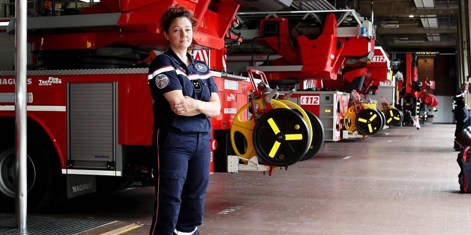 Les femmes pompiers victimes de discrimination - La DH