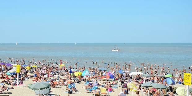 Mer du Nord : un touriste belge sur cinq reste francophone - La DH