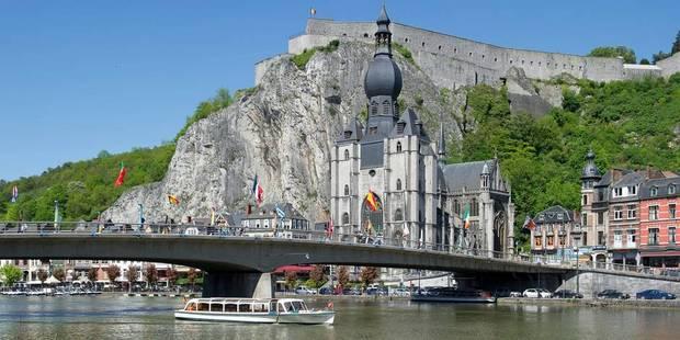 Dinant: un corps repêché dans la Meuse - La DH