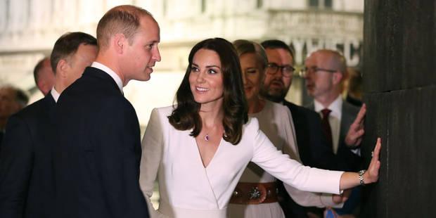 """Kate et William """"priés"""" de ne pas faire un troisième enfant ! - La DH"""