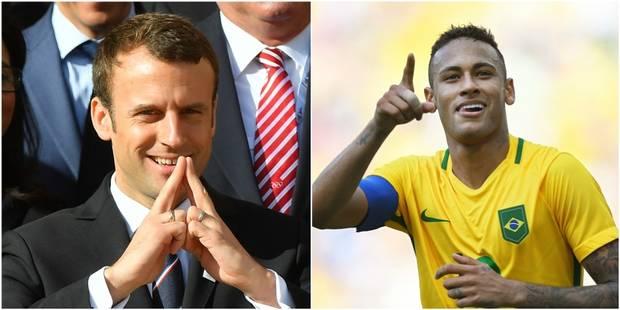 Neymar au PSG: l'État français se frotte les mains - La DH