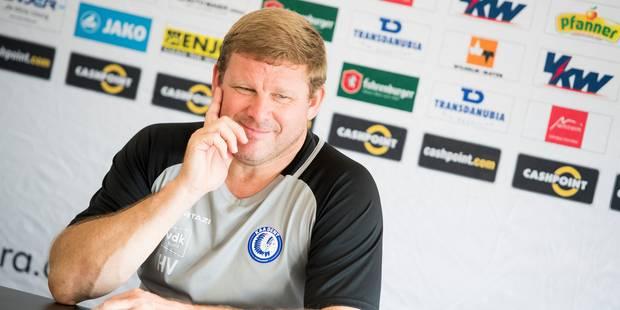 """Vanhaezebrouck avant le match retour à Altach: """"Marquer et tenir derrière"""" - La DH"""