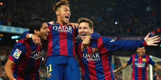 Retour sur les stats stratosphériques du futur parisien Neymar avec le Barça - La DH