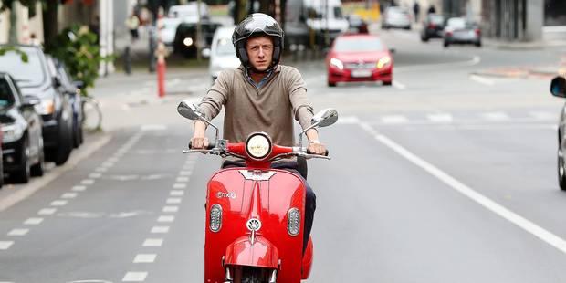 La pratique du scooter en plein boom dans la capitale - La DH