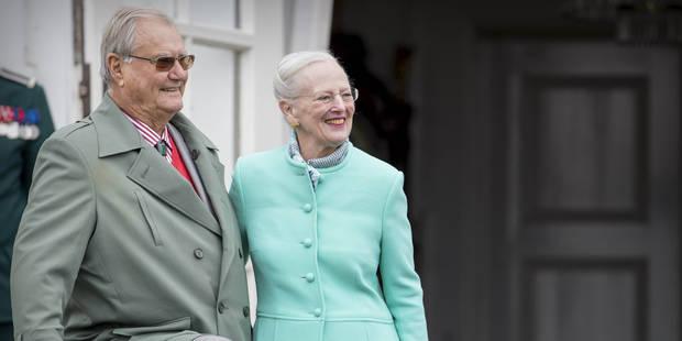 Bisbille à la cour de Danemark: le mari de la reine refuse d'être enterré avec elle - La DH
