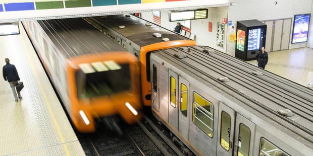 STIB: sept nouvelles stations de métro équipées du Wi-Fi - La DH