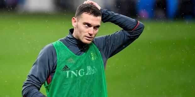 Vermaelen ne dit pas non à Anderlecht qui cherche un back gauche - La DH