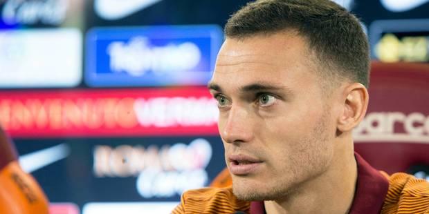 Vermaelen, blessé, n'a pas participé à l'entraînement du FC Barcelone ce samedi - La DH