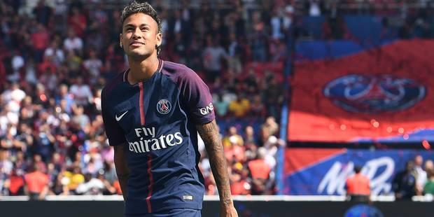 Le journal du mercato (05/08): Même la Tour Eiffel salue l'arrivée de Neymar (PHOTO + VIDEO) - La DH