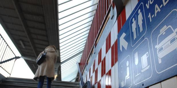 Tournai : Le ministre Bellot ment-il dans le dossier des toilettes de la gare ? - La DH