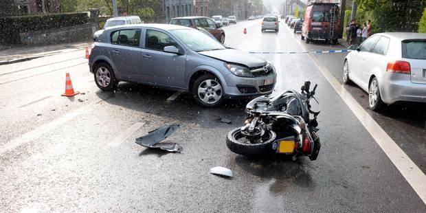 Gros accident à Ferrières ! - La DH