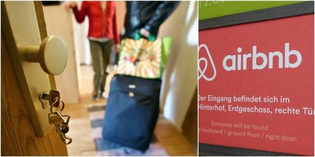 Des locataires Airbnb filmées à leur insu sous la douche par leur hôte - La DH