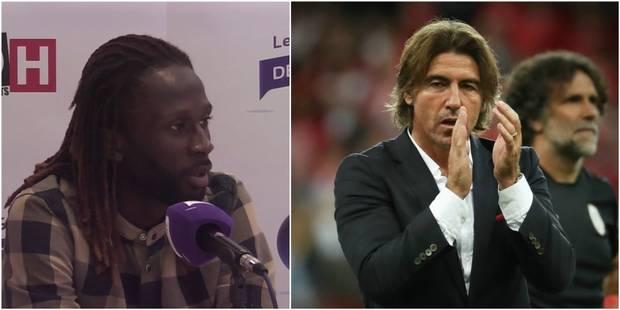 """Ndongala dans le Grand Débrief: """"Avec Sa Pinto, on travaille dur. Ça ne rigole pas"""" - La DH"""