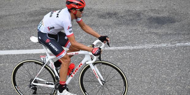 Le beau geste des organisateurs de la Vuelta à Contador - La DH