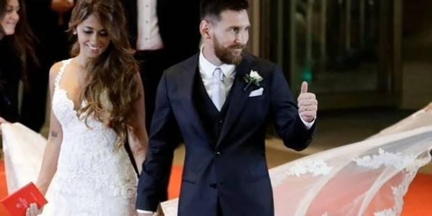 Au mariage de Messi, les stars se sont montrées... radines ! - La DH