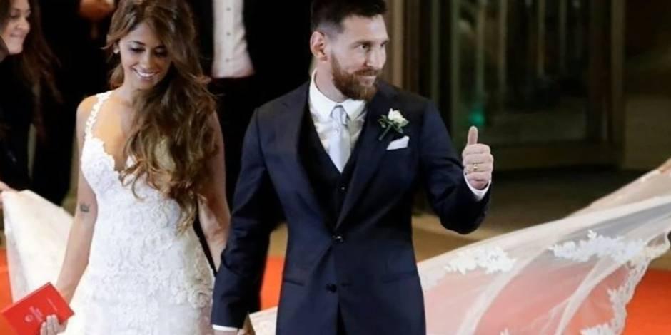 Au mariage de Messi, les stars se sont montrées... radines !