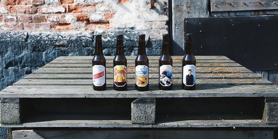 La Prose, la bière qui aime les artistes