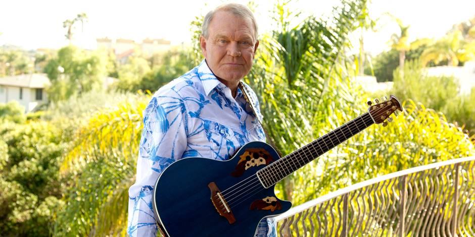 Décès de la légende de musique country Glen Campbell à l'âge de 81 ans