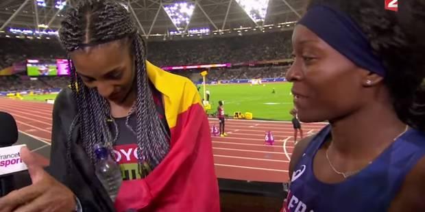 Quand Nafi Thiam console une concurrente en direct à la télévision ! (VIDEO) - La DH