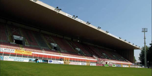 La commune de Molenbeek somme le White Star de quitter immédiatement le Stade Machtens - La DH