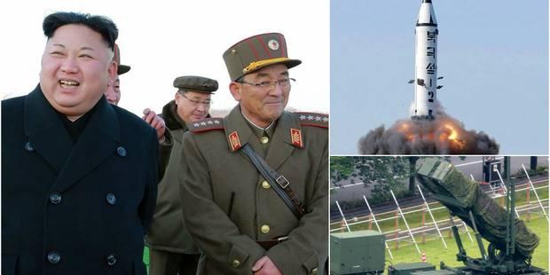 """Menaces de missiles nord-coréens: """"C'est stupide de dévoiler son plan d'attaque militaire, mais il y a une raison derriè..."""