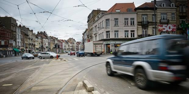 Le boulevard Général Jacques fermé vers Meiser après un affaissement de chaussée - La DH