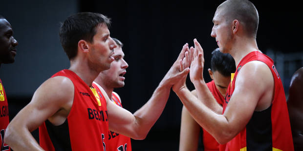 Belgian Lions : Van Rossom et De Zeeuw sont de retour ! - La DH