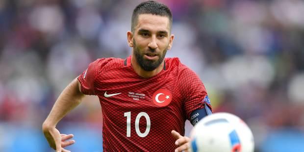 Arda Turan prêt à revenir en équipe nationale - La DH