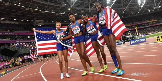 Mondiaux d'athlétisme: Allyson Felix empoche une seizième médaille, Semenya retrouve son titre mondial sur 800 mètres - ...