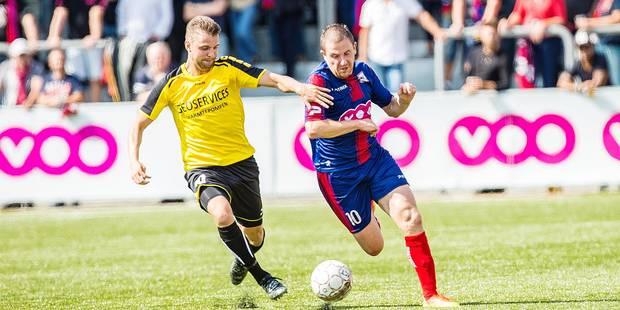 Croky Cup: Liège l'emporte face à des lions agressifs - La DH