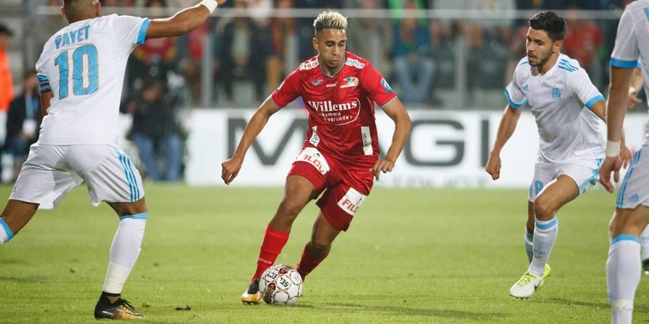 Yassine El Ghanassy en route pour Nantes